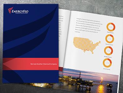 Brochure Design - EnergyFlo Chemical Applications
